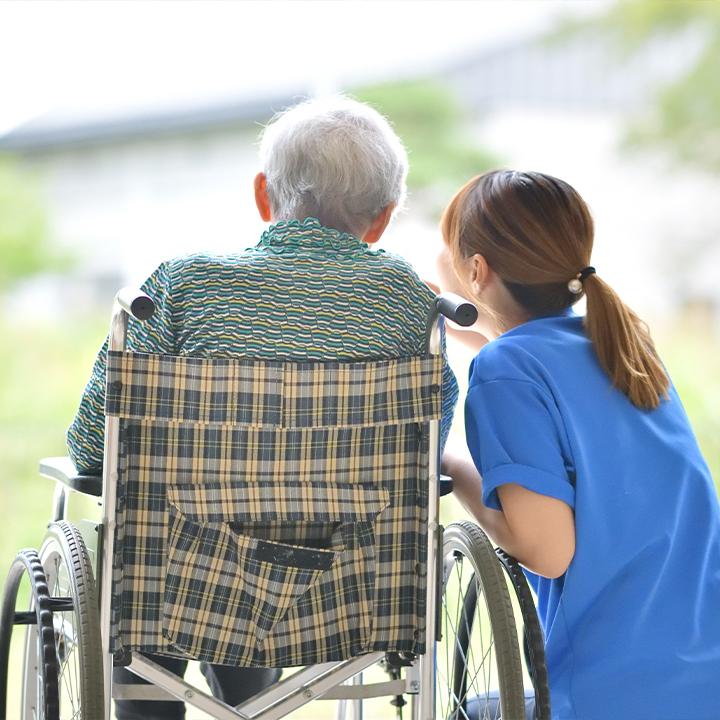 介護施設での取り組み例